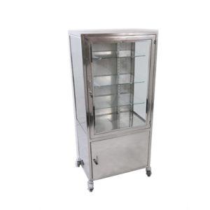 cabinet-1door-glass-ss